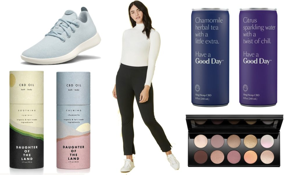 CBD Oil Scouted: The Best New Launches from Allbirds, Summersalt, Daughter of the Land and More