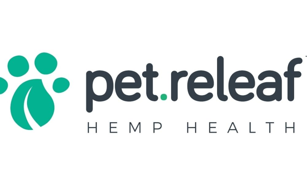 CBD Oil Pet Releaf Launches Pet Releaf Professional™ Line of Products for Veterinarians