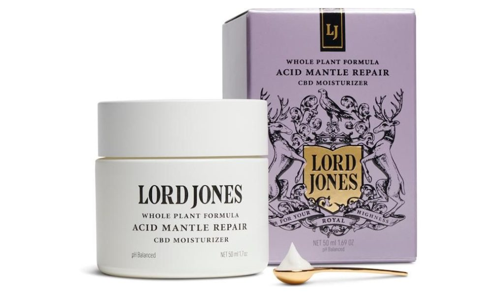 CBD Oil Lord Jones' First-Ever Face Product Is A Miracle Worker In A Jar