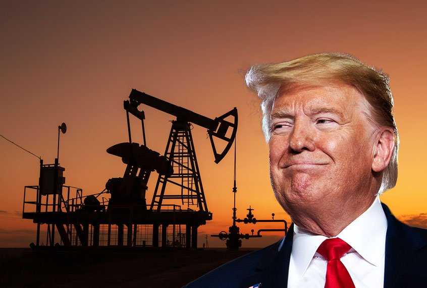 "CBD Oil ""Morally bankrupt"": Trump blasted for multibillion-dollar Big Oil bailout"