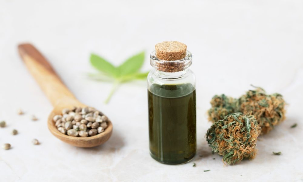 CBD Oil 4 Benefits that Support the Growth of the CBD Market