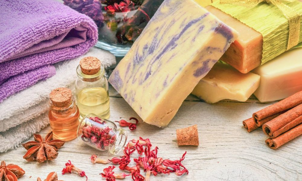 CBD Oil Happy Hands, Part 1: The Best Soaps And Sanitizers In The House And On The Road