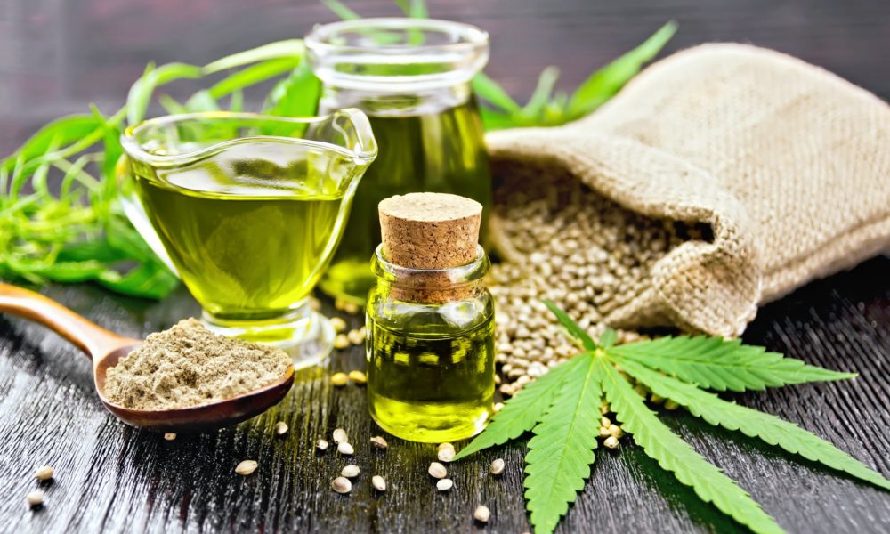 CBD Oil This Could Be the Next Big Pot Stock
