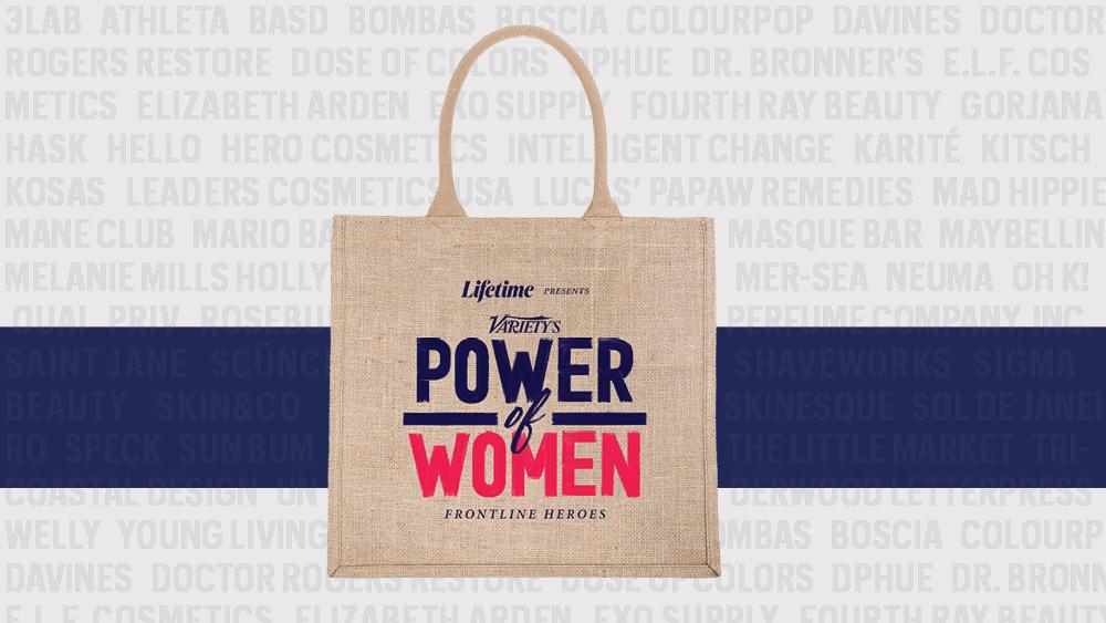 CBD Oil Lifetime Presents Variety's 'Power of Women: Frontline Heroes' Gift Bag Sneak Peek