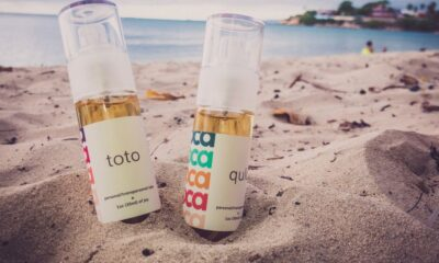 CBD Oil TOCA's TOTO and QULO lubes changed my mind about CBD lube