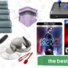 CBD Oil Sunday's Best Deals: Right Angle Clamps, Bath Towels, John Wick, Packs of Masks, and More