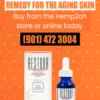 CBD Oil CBD Serum for Anti-Aging Skin