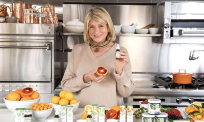 CBD Oil Martha Stewart's CBD Products 'Taste As Wonderful As They Make You Feel'