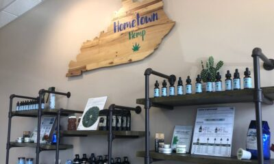 CBD Oil Hometown Hemp: A local business helping others during the pandemic – WYMT