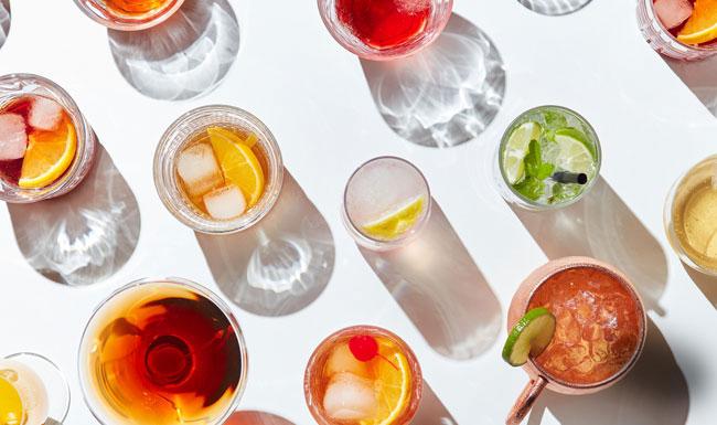 CBD Oil Goodbye Wine: 7 Wellness Mocktails to Make Tonight