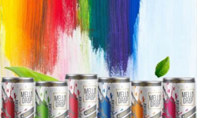 CBD Oil Mello Drop Announces Energy Drink Launch